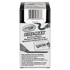 CYO 986012038 Crayola Dry Erase Marker CYO986012038