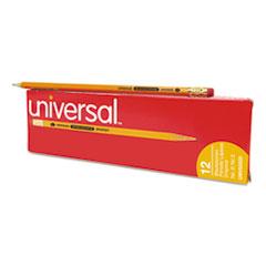 UNV 55520 Universal Deluxe Blackstonian Pencil UNV55520