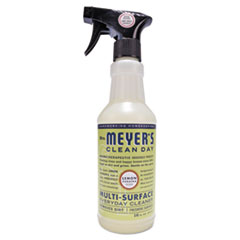 Mrs. Meyer's® CLEANER MULTI-SURF 16OZ MULTI PURPOSE CLEANER, LEMON SCENT, 16 OZ SPRAY BOTTLE