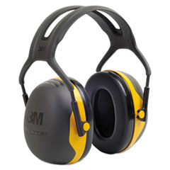 3M™ HEADGEAR X2 HEARING PROT PELTOR X2 EARMUFFS, 24 DB, YELLOW-BLACK