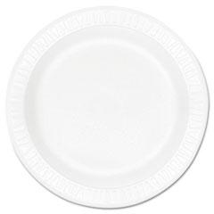 Dart Concorde Foam Plate, 10 1/4