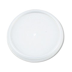 Dart Plastic Lids, for 6 oz. Hot/Cold Foam Cups, Vented, 1000 Lids/Carton