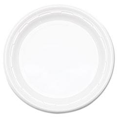Dart Famous Service Plastic Dinnerware, Plate, 6
