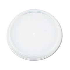 Dart Plastic Lids, for 8 oz. Hot/Cold Foam Cups, Vented, 1000 Lids/Carton