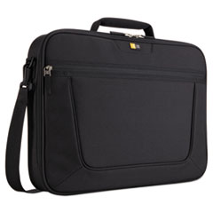 "PRIMARY 17"" LAPTOP CLAMSHELL CASE, 18.5"" X 3.5"" X 15.7"", BLACK"