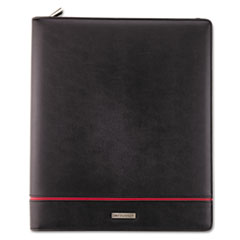 Day Runner Deco Refillable Planner, 8-1/2 x 11, Black