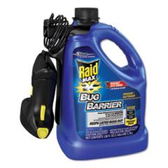 Raid® INSECTICIDE RAID BUG BAR MAX BUG BARRIER, 128 OZ BOTTLE