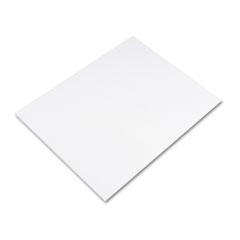 Elmer's White Poster Board, 28 x 22, 50/Carton