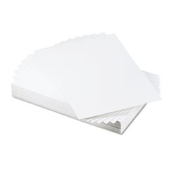 Elmer's CFC-Free Polystyrene Foam Board, 30 x 20, White Surface and Core, 25/Carton