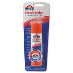 Elmer's Poster and Picture Glue Stick, .88 Oz..