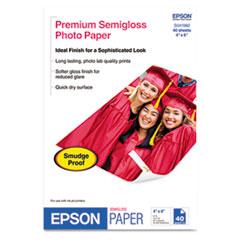 EPS S041982 Epson  Premium Semigloss Photo Paper EPSS041982