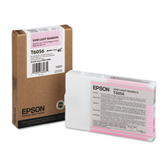 Epson T605600 (60) Ink, Vivid Light Magenta