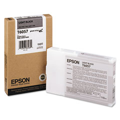 Epson T605700 (60) Ink, Light Black