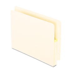 Pendaflex 1 3/4 Inch Expansion File, 25 Pockets, Straight Cut, Manila, Letter, 25/Box