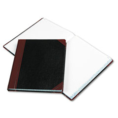 BOR 1602123F Boorum & Pease Extra-Durable Bound Book BOR1602123F