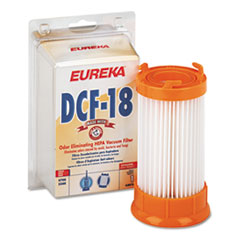 Eureka Dust Cup Filter For Bagless Upright Vacuum Cleaner, DCF-18