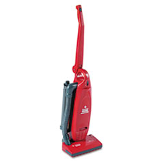 Electrolux Sanitaire Multi-Pro Heavy-Duty Upright Vacuum, 13.75lb, Red