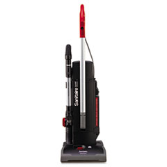 Electrolux Sanitaire Quiet Clean 2 Motor Upright Vacuum, Red