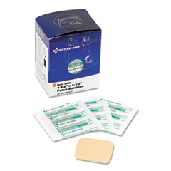 First Aid Only Patch Bandages, 1-1/2