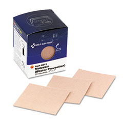 First Aid Only Moleskin/Blister Protection, 2