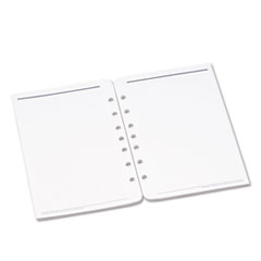 FranklinCovey Lined Pages for Organizer, 5-1/2 x 8-1/2