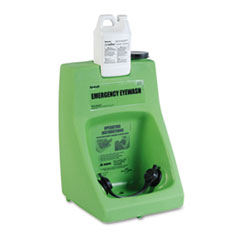 Honeywell Fendall Eyewash Dispenser, Porta Stream 6 (#100) Self Contained Six-Gallon