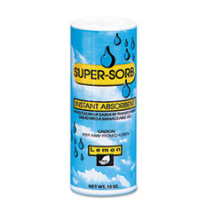 Fresh Products Supersorb Liquid Spills Absorbent, 12oz Shaker Can