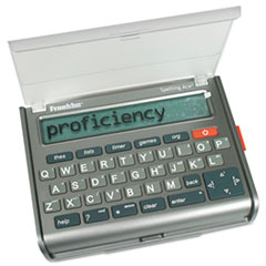 Franklin Spelling Ace w/Thesaurus, Electronic