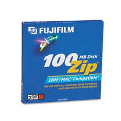 Fujifilm IBM/Mac Compatible ZIP Disk, 100MB