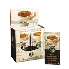Starbucks Gourmet Hot Cocoa, 1.25 oz. Packet, 24/Box