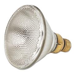 GE Incandescent Indoor Reflector Floodlight Bulb, 100 Watts, 130 Volt