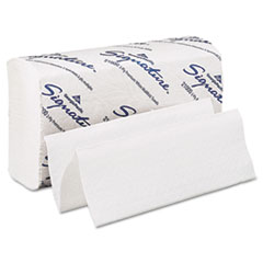 Georgia Pacific Professional Paper Towel, 9 1/5 x 9 2/5, White, 125/Pack, 16 Packs/Carton
