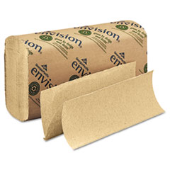 Georgia Pacific Professional Multifold Paper Towel, 9 1/5 x 9 2/5, Brown, 250/Pack, 16 Packs/Carton