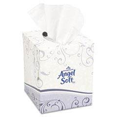 GPC 46580BX Georgia Pacific Professional Angel Soft ps Premium White Facial Tissue GPC46580BX