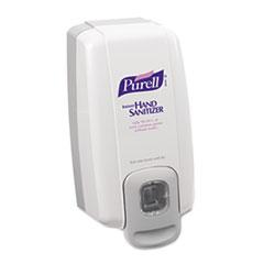 PURELL NXT Instant Hand Sanitizer Dispenser, 1000mL, 5 1/8w x 4d x 10h, WE/Gray