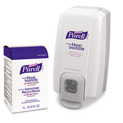 PURELL NXT SPACE SAVER Hand Sanitizer Dispenser & Refill