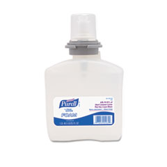 PURELL Advanced TFX Foam Instant Hand Sanitizer Refill, 1200mL, White