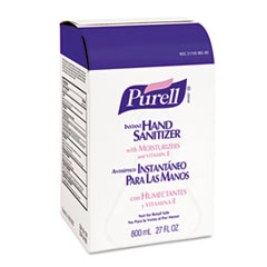 PURELL Instant Hand Sanitizer Refill Bag-In-Box, 800mL, 6/Carton