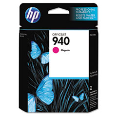C4904AN (HP-940) Ink Cartridge, 900 Page-Yield, Magenta
