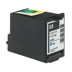 HP C6602B Ink Cartridge, Blue
