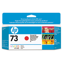 CD951A (HP 73) Ink Cartridge, Chromatic Red