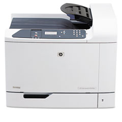 HEW Q3932A HP Color LaserJet 6015dn Laser Printer HEWQ3932A