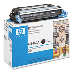 Q6460AG (HP 644A) Government Toner Cartridge, 12000 Page-Yield, Black