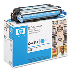 HP 644A, (Q6461AG) Cyan Original LaserJet Toner Cartridge for US Government