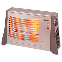 Holmes Ribbon Radiant Heater, 17 1/2 x 6 1/2 x 11, Light Brown