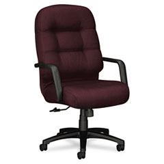 HON 2091NT69T HON 2090 Pillow-Soft Series Executive High-Back Swivel/Tilt Chair HON2091NT69T