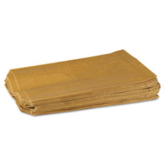 Hospital Specialty Co. Napkin Receptacle Liner, Kraft Waxed Paper, 500/Carton