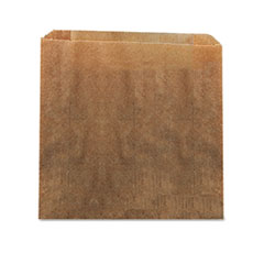 HOS 6141 Hospital Specialty Co. Waxed Kraft Liners HOS6141