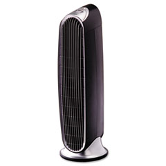 Honeywell Oscillating Tower Air Purifier w/Permanent IFD Filter, 186 sq ft Room Capacity