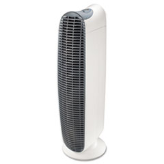 Honeywell HEPAClean filter captures up to 95% Tower Air Purifier, 169 sq ft Room Capacity